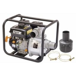 Bomba de agua motor 4 tiempos 2 pulgadas Premium