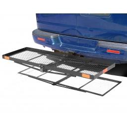 Parrilla portaequipaje para auto o camioneta 225kg