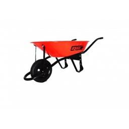 Carretilla 75L rueda solida 31.5x6cm