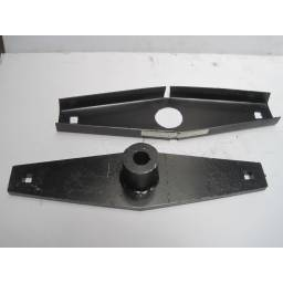 Soporte puente porta cuchilla para Rotativa 3m (modelo anterior)
