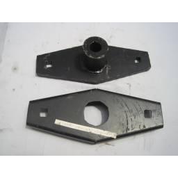 Soporte puente porta cuchilla para Rotativa 3m (modelo nuevo)
