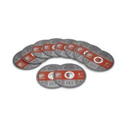 Discos De Corte Equus 4 ½'' Pack X 10 Unidades