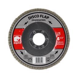 Discos Flap Equus 4 ½'' Pack X 10 Unidades