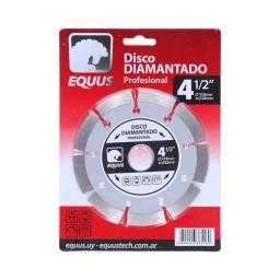 Disco De Corte Diamantado Equus - Segmentado 115mm 4½