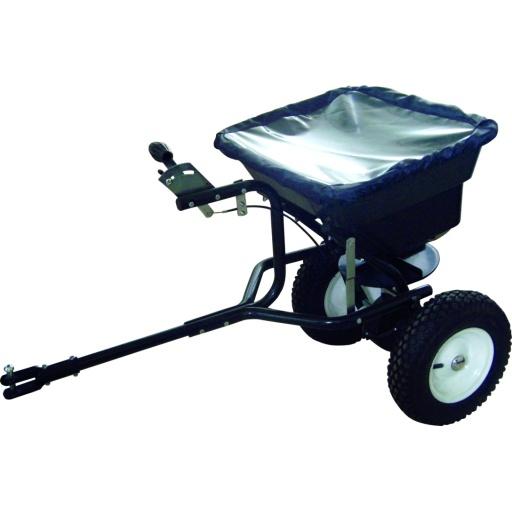 Fertilizadora para cuatriciclo 80Lb