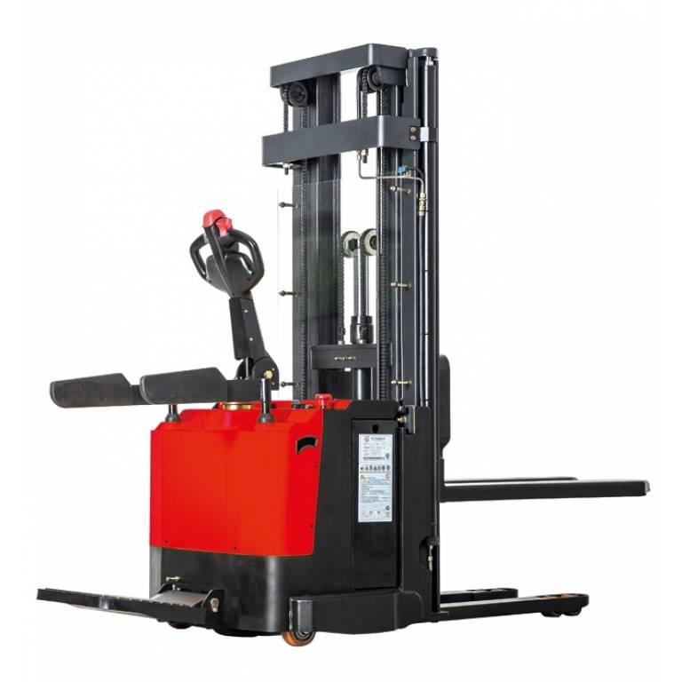 Apilador Eléctrico Full Premium 1500kg 5m