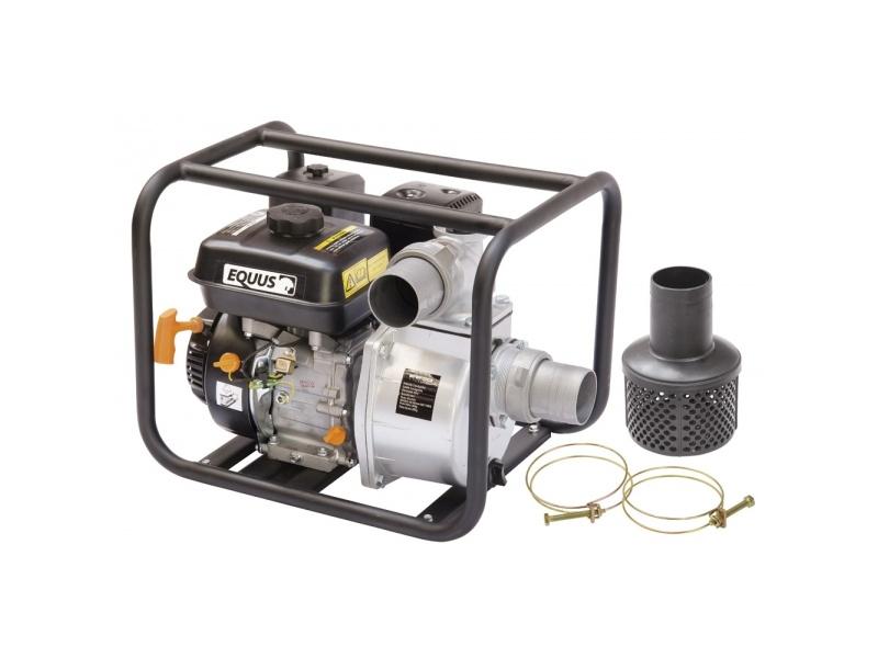Bomba de agua motor 4 tiempos 3 pulgadas Premium