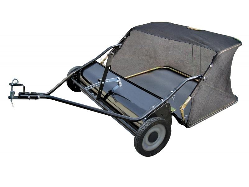 Recolector de pasto y hojas para Cuatriciclo o Tractor
