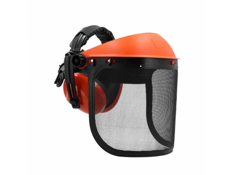 Kit de Protección Facial y de Oídos Equus para Jardinería