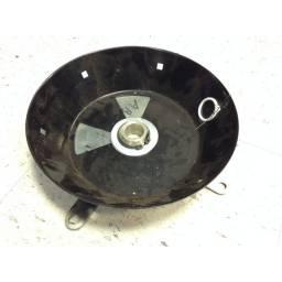 Kit de base de tolva y discos para fertilizadora 3 puntos